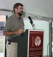 Dr. Kendall Lamkey, Agronomy Chair