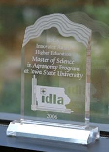 IDLA Award